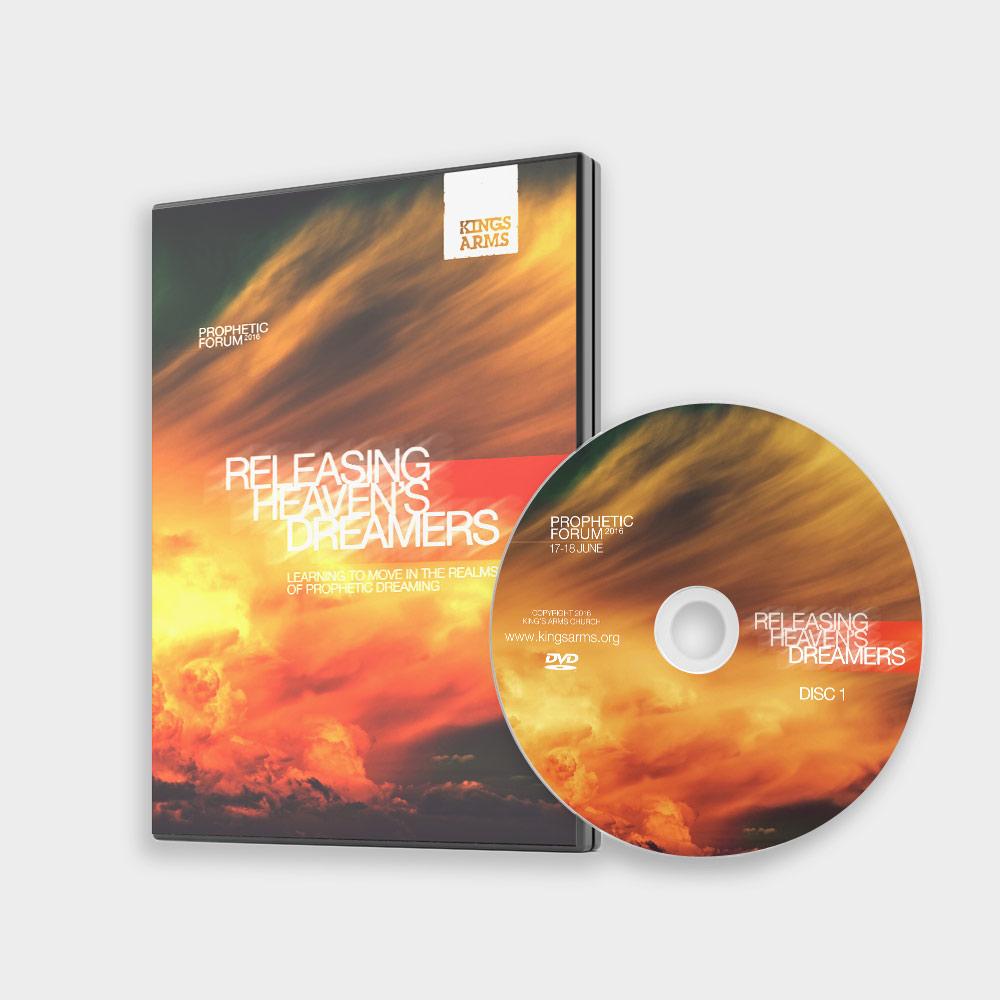 Releasing Heaven's Dreamers